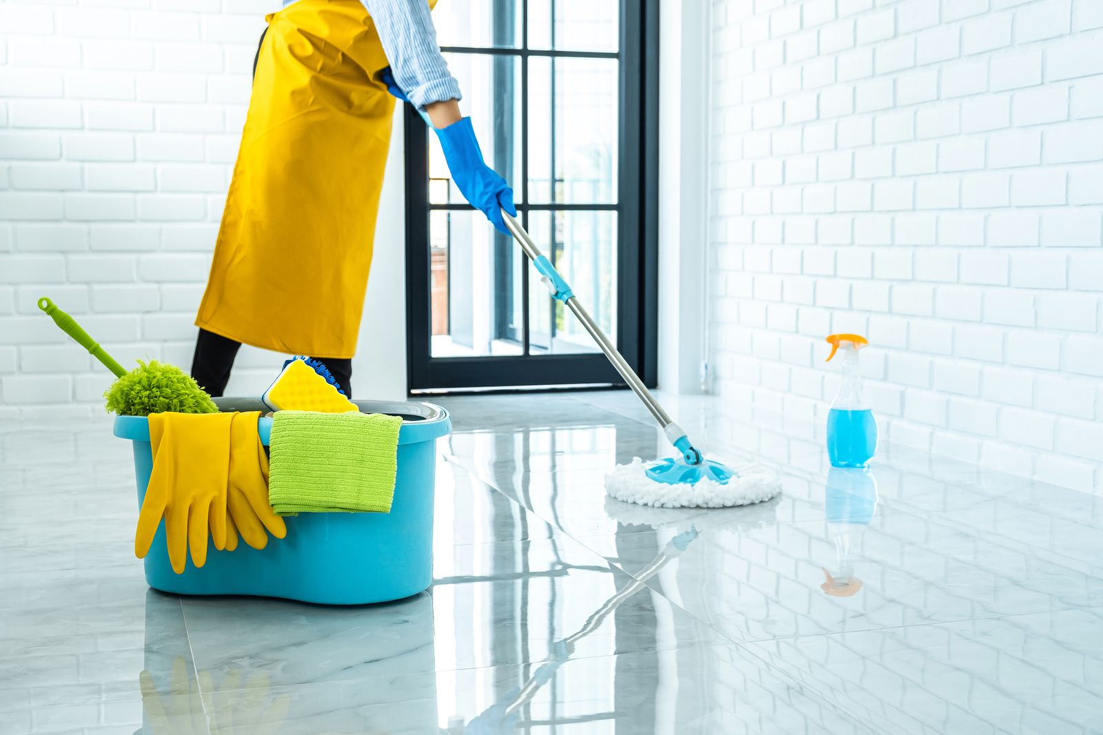 """Cuidado con los detergentes """"higienizantes"""""""